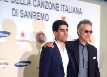 Amos e Andrea Bocelli