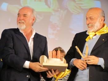 premiazione di Petrini