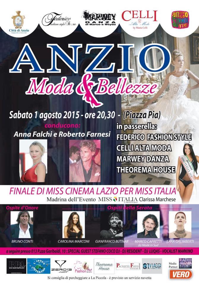 ANZIO - MODA & BELLEZZE