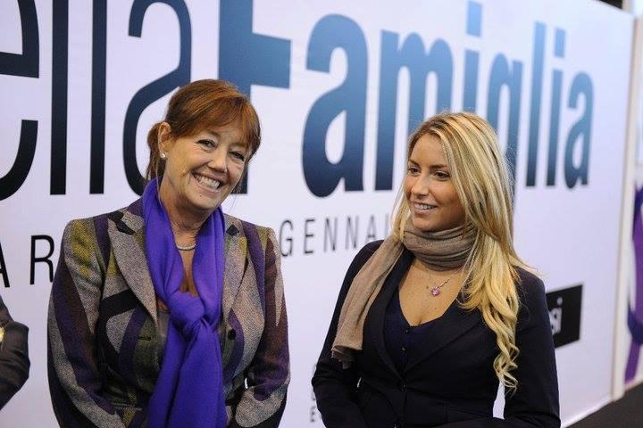 Annamaria Bernardini de Pace, Martina Ferrara