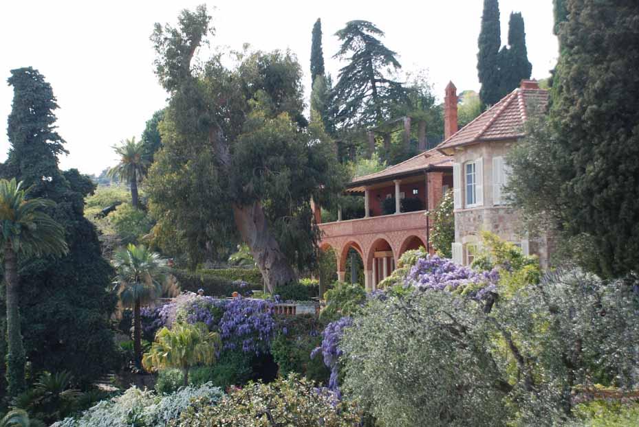 GiardinidiVilladellaPergola_Archivio Giardini Villa della Pergola