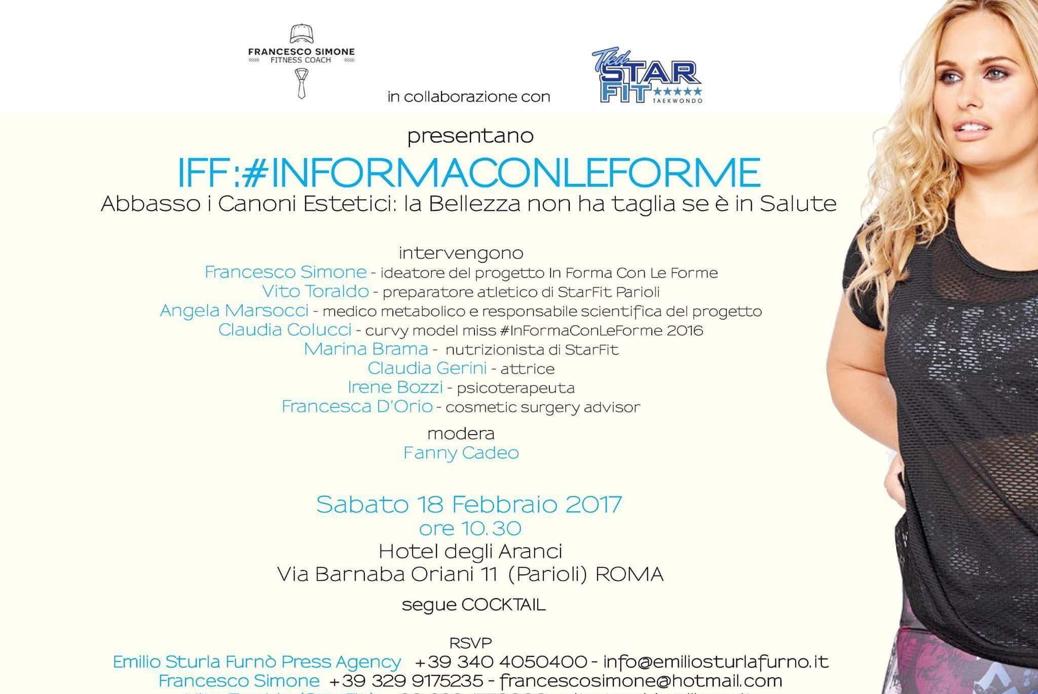 INVITO - IFF - INFORMA CON LE FORME