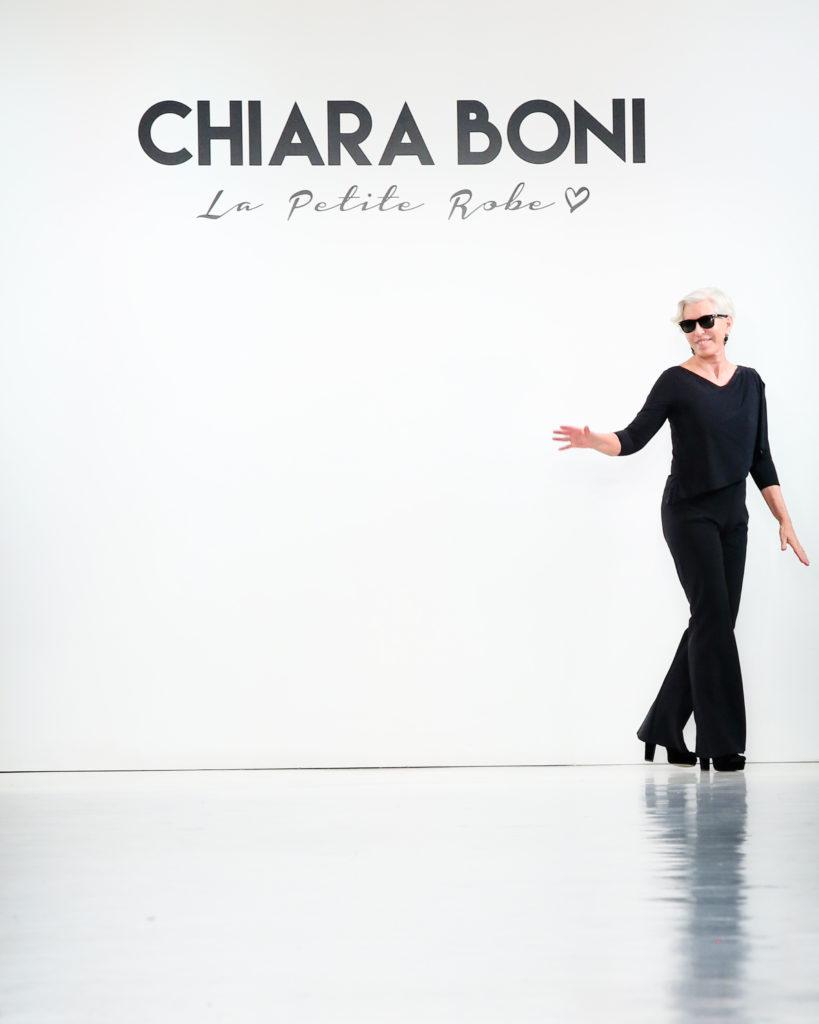 CHIARA BONI LA PETITE ROBE : FALL 2017
