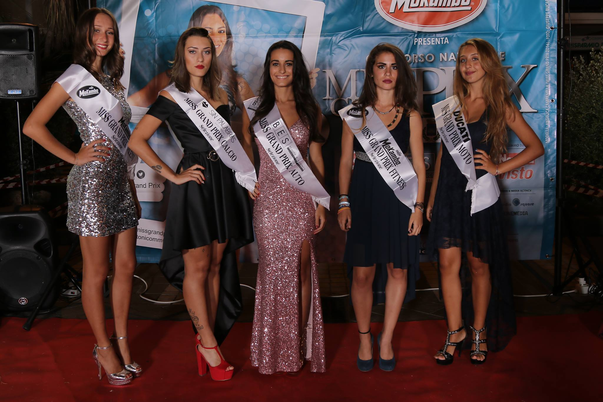 Finale ligure di Miss Grand Prix 2017