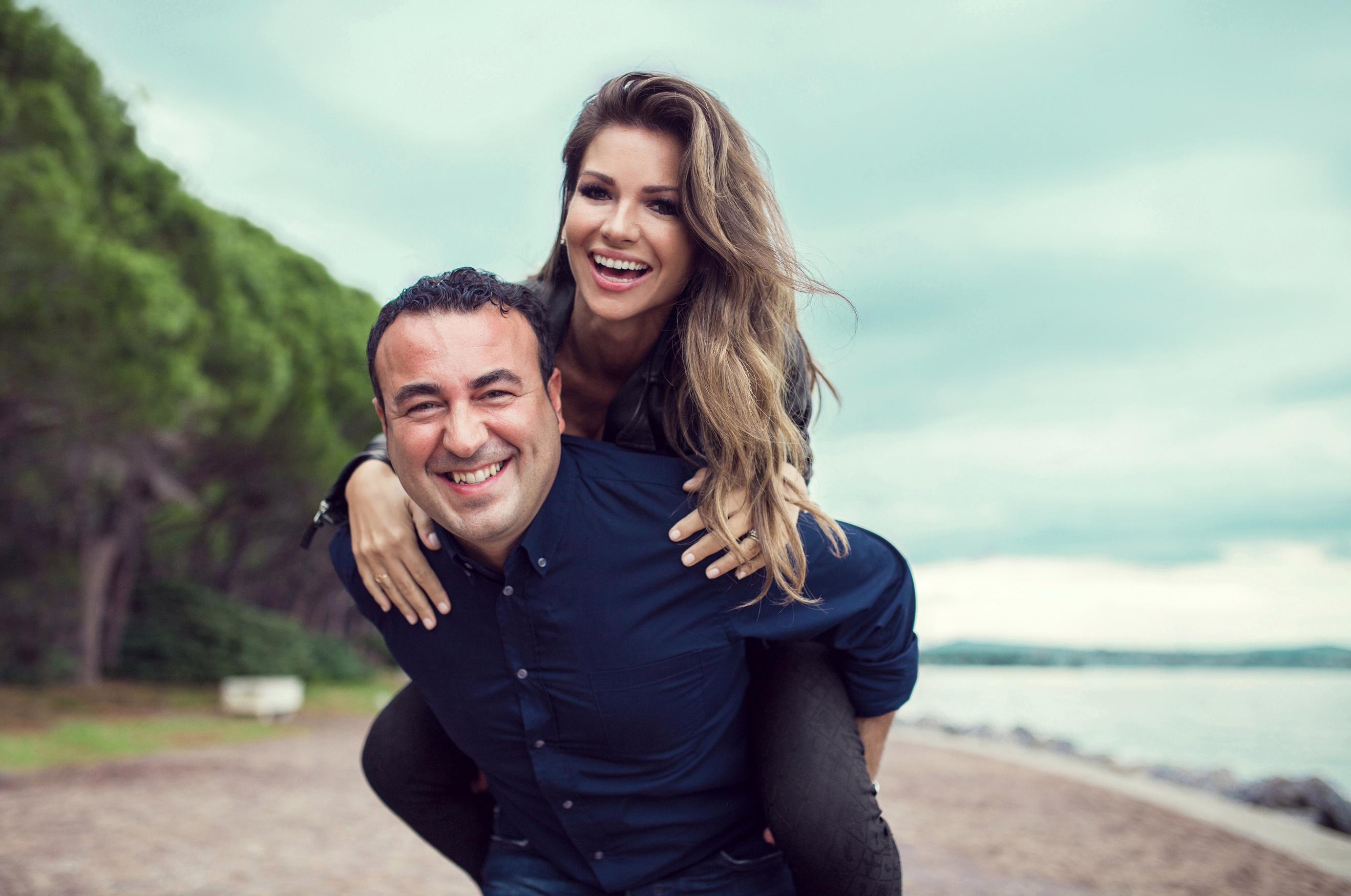 Alessia Ventura e Cataldo Calabretta 2 - - credit Andreea Caffrey