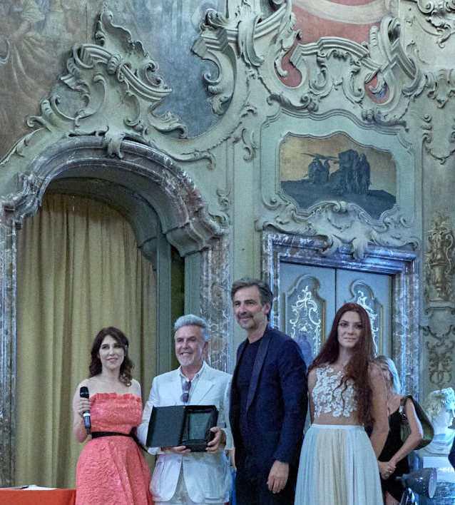 palazzo Visconti premiazioni