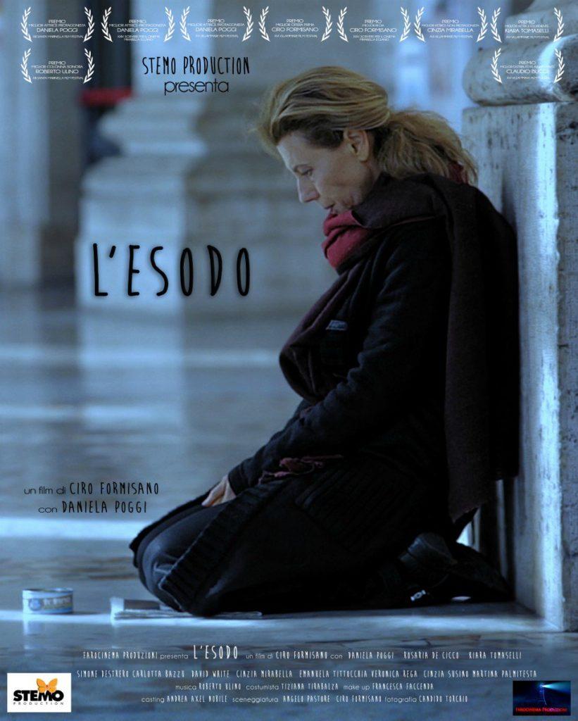L'Esodo - Locandina