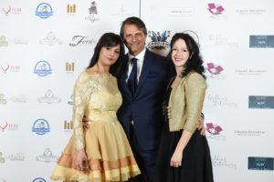 Monica Indaco, Roberto Carosi, Giorgia Albanese