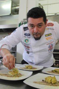 Chef Elia Grillotti