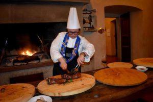 Najada Frasheri Chef