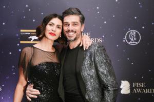 Massimiliano Varrese e Valentina Melis