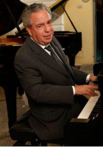 Il Maestro Vince Tempera
